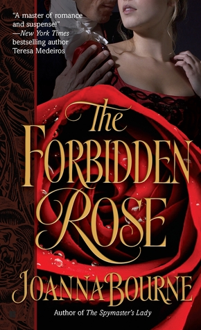 The Forbidden Rose (Spymasters, #3)