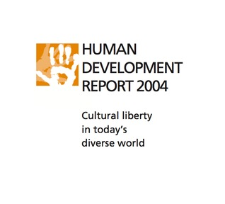 UNDP Human Development Report 2004: Cultural liberty in today's diverse world  by  UNDP