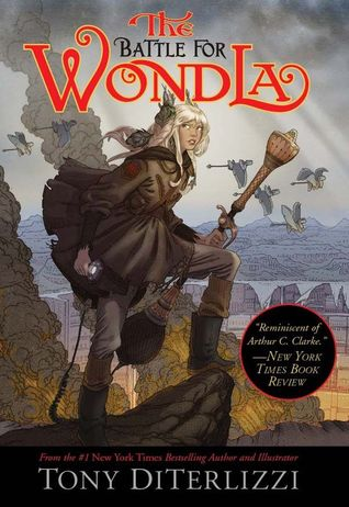 The Battle For WondLa (WondLa, #3)