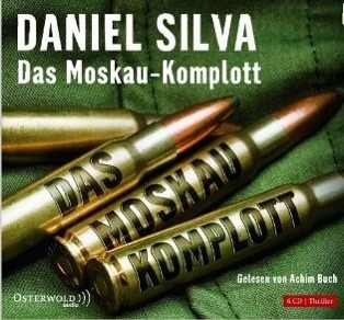Das Moskau Komplott  by  Daniel Silva
