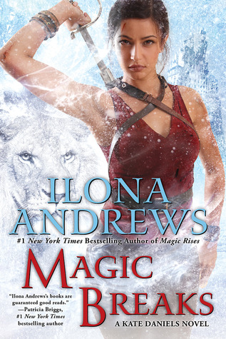 Book Review: Ilona Andrews' Magic Breaks