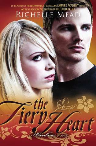 Book Review: Richelle Mead's The Fiery Heart