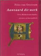 Aanvaard dit werk  by  Frits van Oostrom