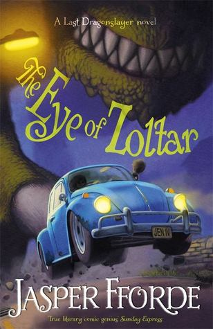 The Eye of Zoltar (The Last Dragonslayer, #3)