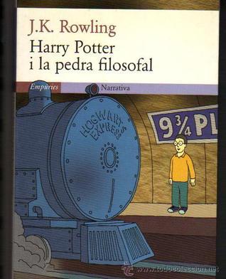 Harry Potter i la Pedra Filosofal (Harry Potter, #1)