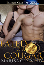 Fated to a Cougar (Cougar Surrender, #4)  by  Marisa Chenery
