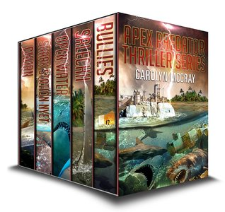 Apex Predator Thriller Series Collection