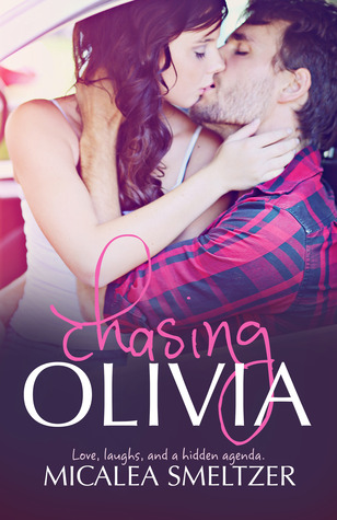 Chasing Olivia (Trace + Olivia, #2)