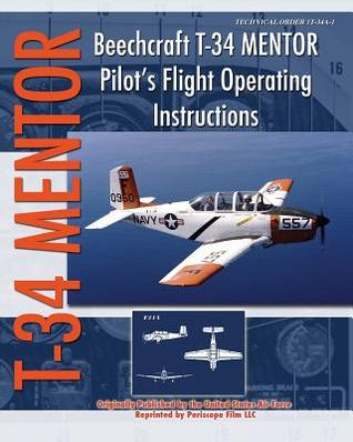Beechcraft T-34 Mentor Pilots Flight Operating Instructions United States Air Force