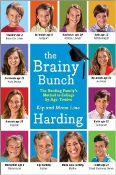 The Brainy Bunch by Kip Harding