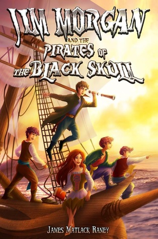 Jim Morgan and the Pirates of the Black Skull (Jim Morgan #2)
