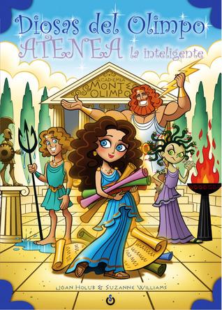 Atenea la inteligente (Diosas del olimpo #1)