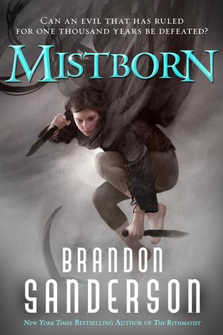 Review: Mistborn: The Final Empire by Brandon Sanderson