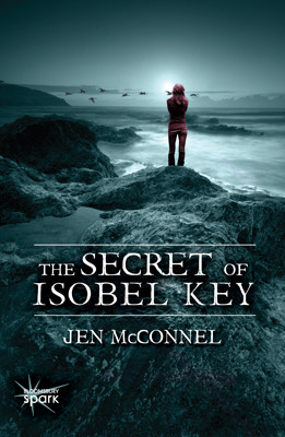 the secret of isobel key by jen mcconnel