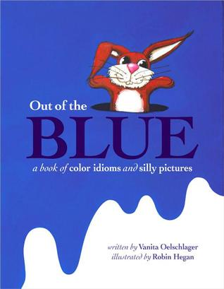 Out of the Blue by Vanita Oelschlager