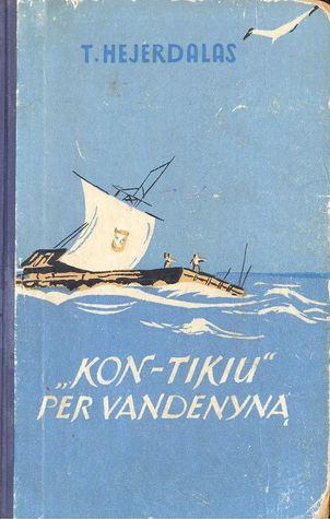 Kon-Tikiu per vandenyną  by  Thor Heyerdahl