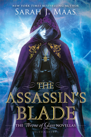 The Assassin's Blade by Sarah J. Maas book cover
