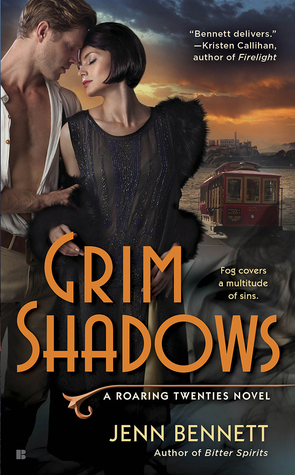 Book Review: Jenn Bennett's Grim Shadows