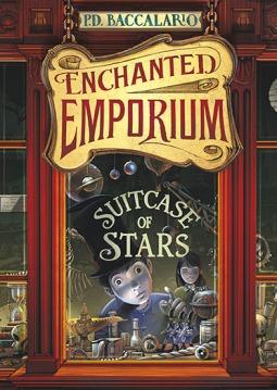 Suitcase of Stars (Enchanted Emporium, #1; La Bottega Battibaleno, #1)