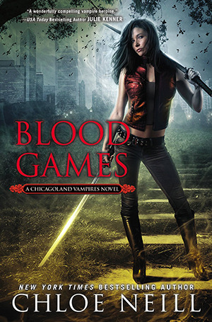 Book Review: Blood Games by Chloe Neill