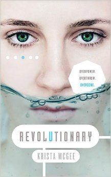 Revolutionary (Anomaly, #3)
