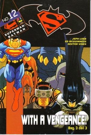 Superman/Batman No. 12  by  Jeph Loeb