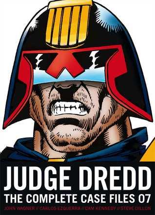 Judge Dredd: The Complete Case Files 07