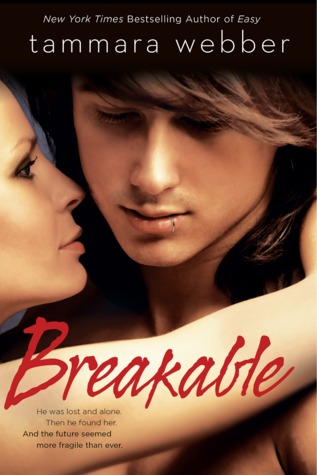 Breakable by Tammara Webber book cover