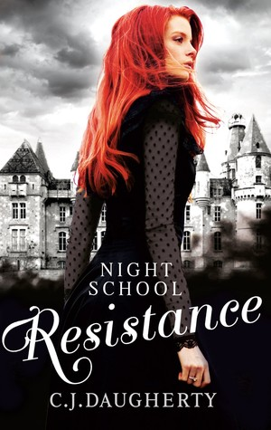 Resistance by C.J. Daugherty book cover