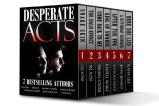 Desperate Acts (7 Bestselling Authors -- 7 Full-Length Thriller Novels)  by  Melissa Foster
