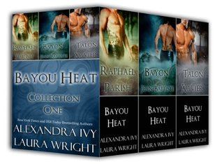 Bayou Heat Collection One (Bayou Heat, #1-6)