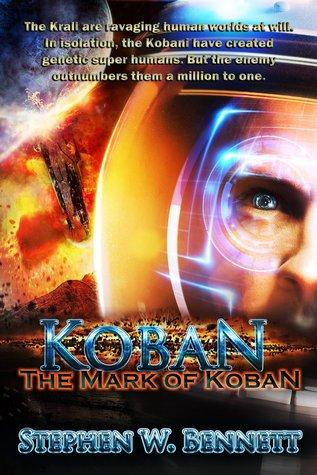 [Review] Koban: Mark of Koban by Stephen W. Bennett