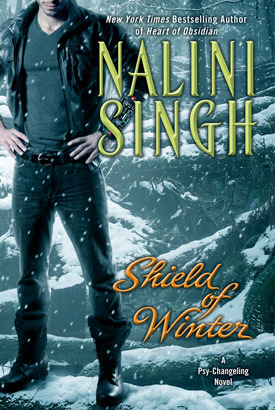 Book Review: Nalini Singh's Shield of Winter