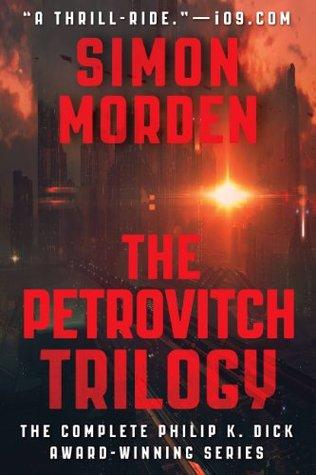 Samuil Petrovitch [1-3] - Simon Morden