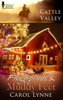 Fingerprints & Muddy Feet (Cattle Valley, #30)