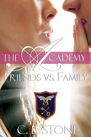 Friends vs. Family (The Ghost Bird, #3)