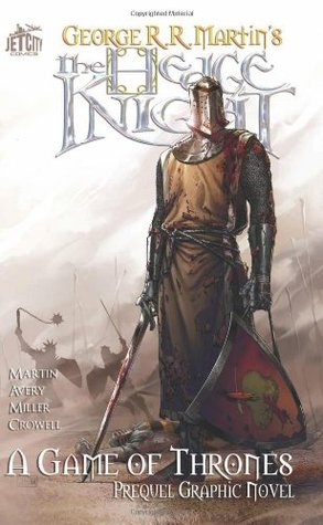 Goodreads | The Hedge Knight: The Graphic Novel (The Hedge Knight Graphic Novels, #1)