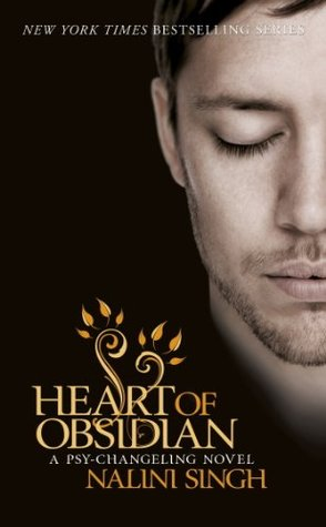Heart of Obsidian (Psy-Changeling, #12)