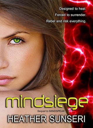Mindsiege (Mindspeak, #2)