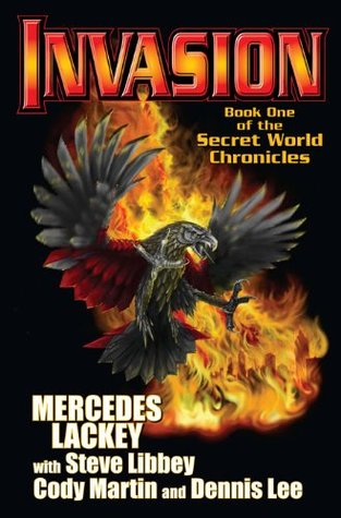 Book Review: Mercedes Lackey, Steve Libbey, Cody Martin, & Dennis Lee's Invasion