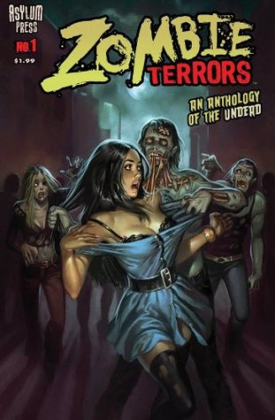Zombie Terrors #1  by  Aly Fell