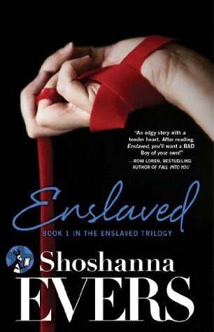 Book Review: Shoshanna Evers' Enslaved