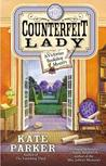 The Counterfeit Lady (The Victorian Bookshop Mystery, #2)