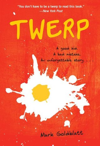 Book Review: Mark Goldblatt's Twerp