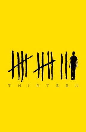Thirteen by Tom Hoyle book cover image