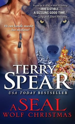 SEAL Wolf Christmas (Heart of the Wolf)