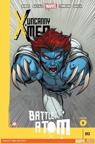 Uncanny X-Men #13 Brian Michael Bendis