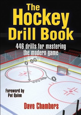 The Hockey Drill Book (The Drill Book Series) Dave Chambers