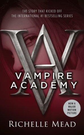 Vampire Academy Volume 1