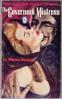 The Governors Mistress  by  Warren Desmond